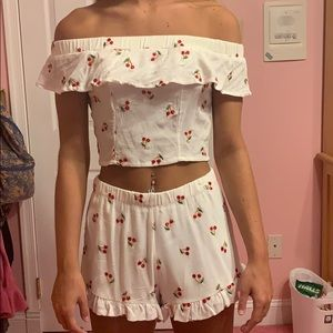PAC sun two piece outfit